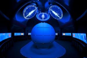 Nucleus closed blue