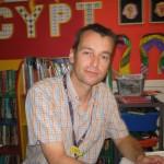 Photo of Andrew Wieland, Hospital Teacher.