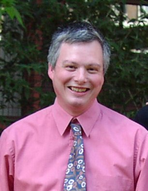 Photo of Reverend Nick Goulding, Professor of Pharmacology and Medical Education at Barts and The London School of Medicine and Dentistry