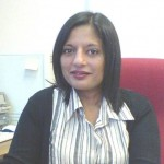 Photo of Nirmala Bhogal, FRAME, Fund for the Replacement of Animals in Medical Experiments