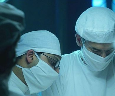 Pankaj Chandak on the set of 'The Crown'