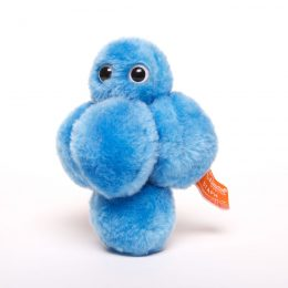 picture of Staphylococcus aureus toy