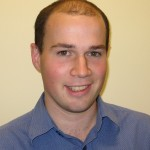 Photo of Alex Ferrier, Data Manager
