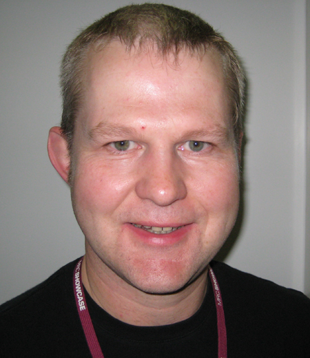 Photo of Paul Lavender, Principal Investigator