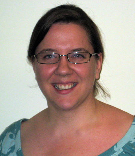 Photo of Marie-Claire Rickard, Quality Assurance Manager