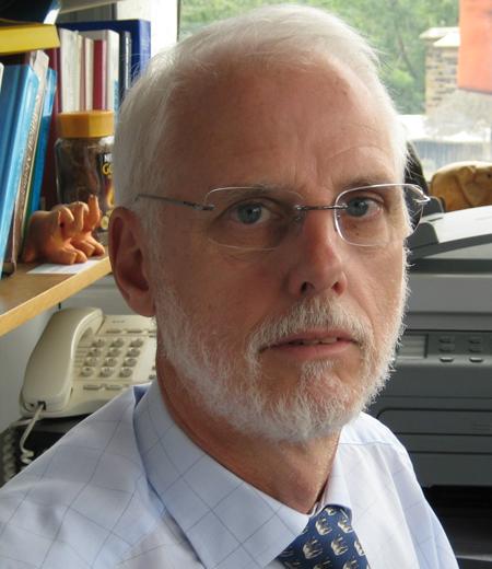Photo of Atholl Johnston, Toxicologist
