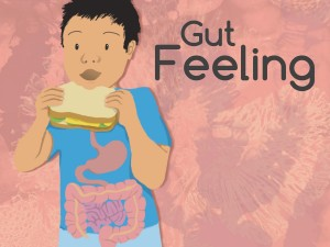 Gut Feeling title
