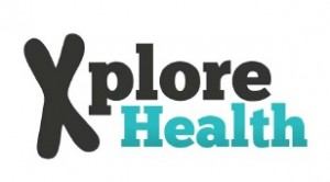 Xplore health logo